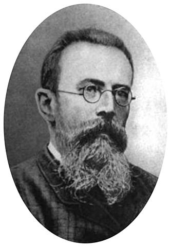 Nyikolaj Andrejevics Rimszkij Korszakov