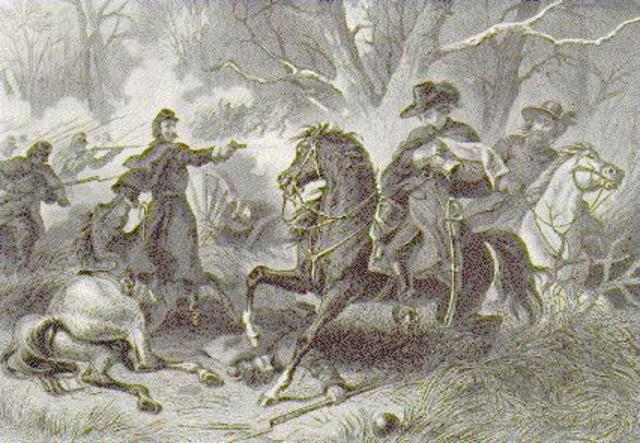 The Battle of Mill Springs