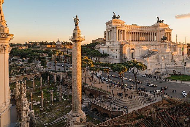 Obra representativa Roma