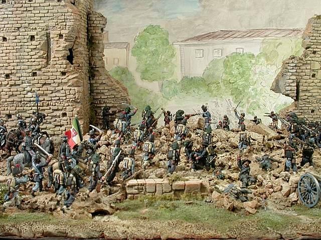 La conquista di Roma e il completamento dell'unità d'Italia