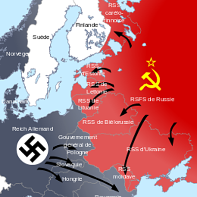 Expansion Allemande 1933-1940 timeline