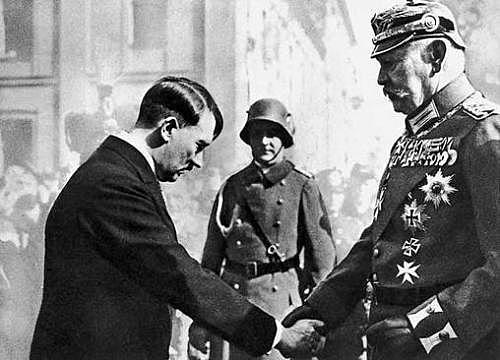 Janvier 30 1933 : Hitler devient chancelier