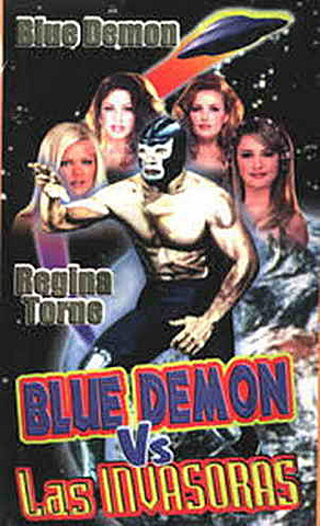 Blue Demon y las invasoras
