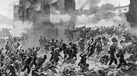L'Italia tra il 1848 e il 1871 timeline