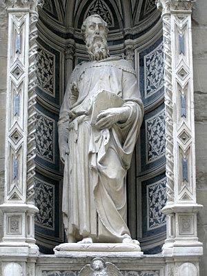 Escultura de San Marco