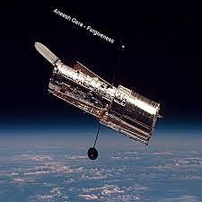 Hubble Space Telescope Launch