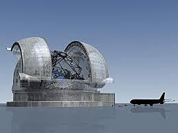 The construction of giant telescopes