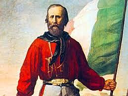 Incontro tra Vittorio Emanuele II e Garibaldi