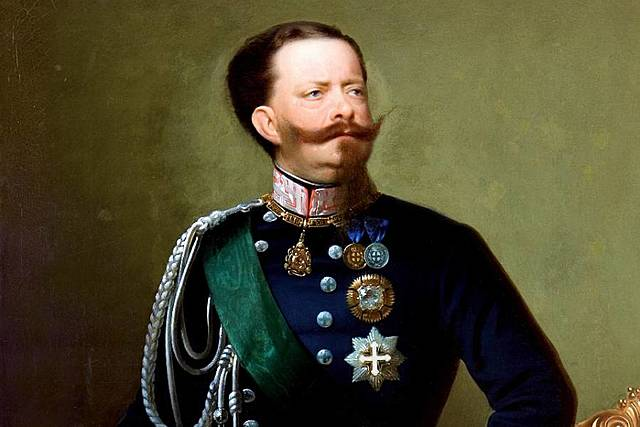 Vittorio Emanuele II dichiarato Re d'Italia
