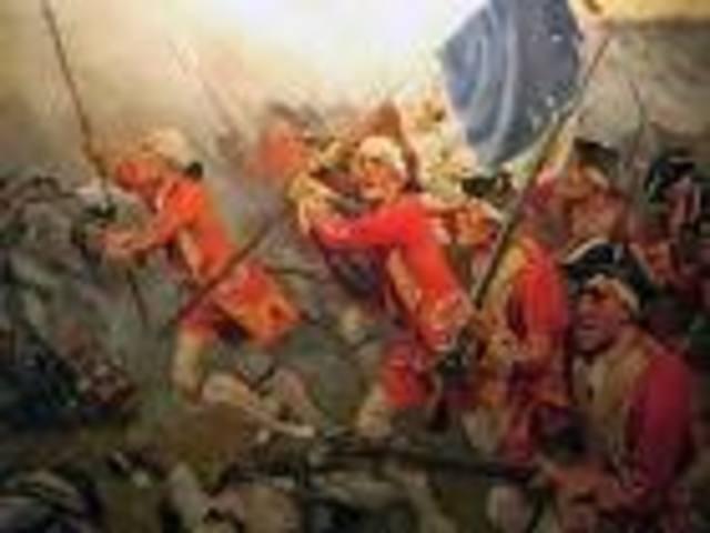 La batalla de Fort William Henry.