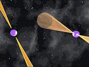 The first pulsars