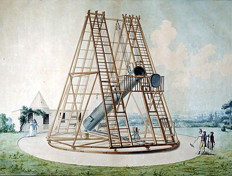 Herschel telescopes