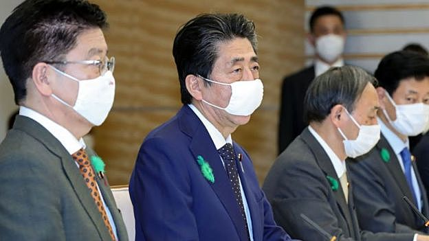 Japan declares national wide of emergency for virus control