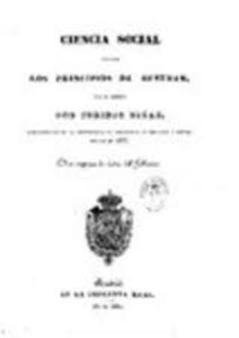 PROHIBICION DE LOS TEXTO DE BENTHAM