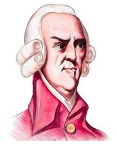 Adam Smith la riqueza de las naciones