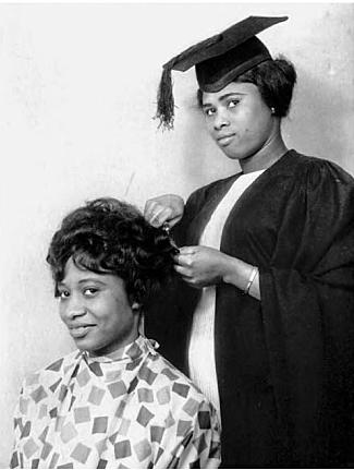 No Hair Salons in Black Britain