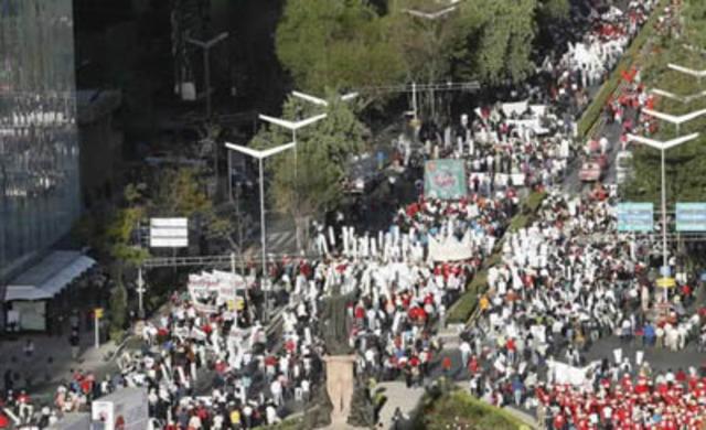 La insurgencia sindical