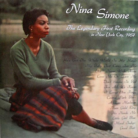 "Nina SImone ""I Love Your Porgy"""
