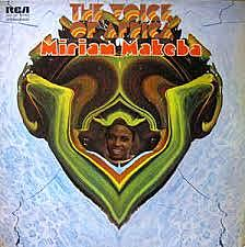 Miriam Makeba's is making BANK + Being an ICON