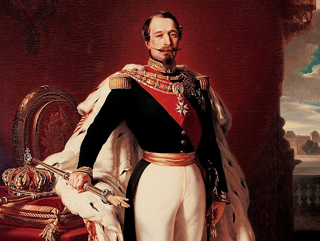 Un nipote come presidente della Repubblica (e poi nuovo imperatore)