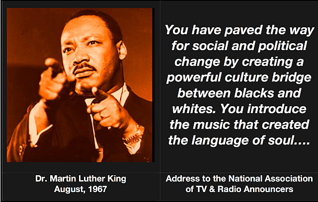 Dr. King Speech to NATRA
