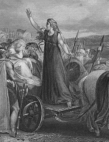 Captura de Boudica