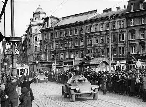 11 al 13 de marzo de 1938