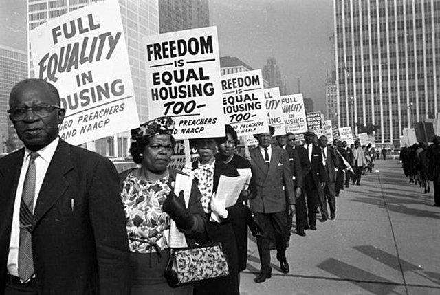 Fair Housing Act Passed