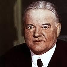 """Hebert Hoover: """"radio is public property"""""""