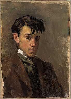 Picasso, Pablo (autorretrato)
