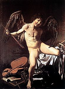 The most famous painter in Rome (1600-1606):