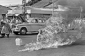 Rev. Thich Quang Duc Changes the world