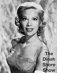 TV celebertie: Dinah Shore