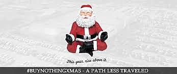 Adbusting: Buy Nothing Christmas
