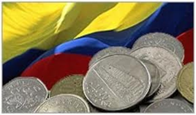 Colombia ya era Deudora
