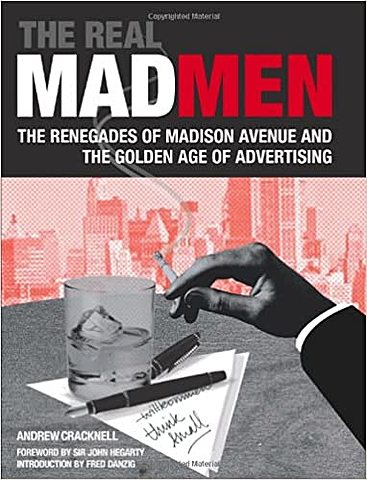 Andrew Cracknell: The real Mad Men