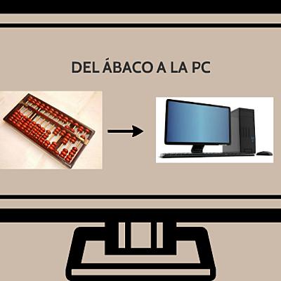 Del Abaco a la PC timeline