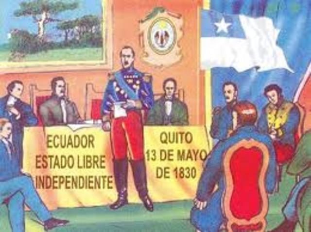 Liberacion de Quito