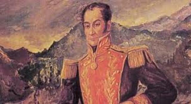 Regreso de Bolivar