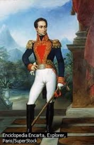 Intento de asesinato a Bolivar