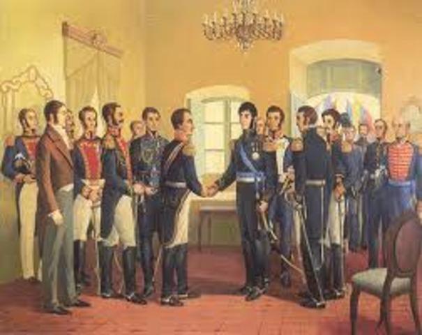 Firma de la constitucion