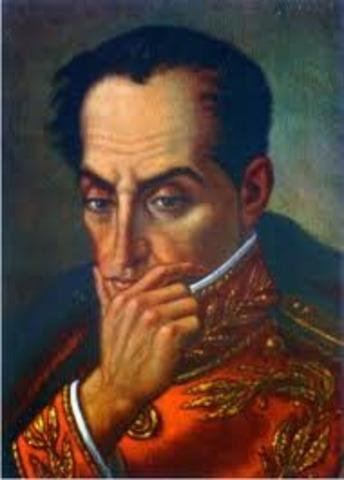 Alejamiento de Bolivar de la Presidencia