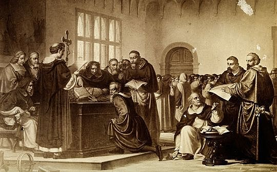 Galileu va construir el primer telescopi