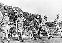 Japo declara la guerra als Estats Units i al Regne Unit.