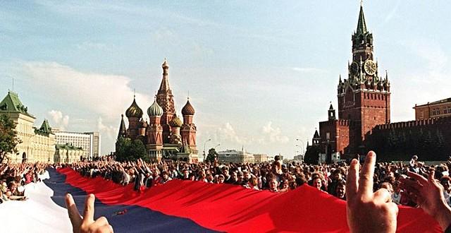 Disolución de la URSS y del Pacto de Varsovia