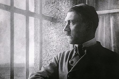 Empresonament de Hitler.