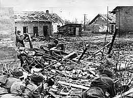 Continua la Batalla a la ciutat de Stalingrad
