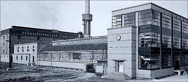 Fàbrica Fagus, Alfeld an der Leine