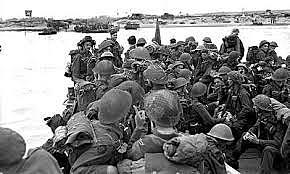 Batalla de Normandía