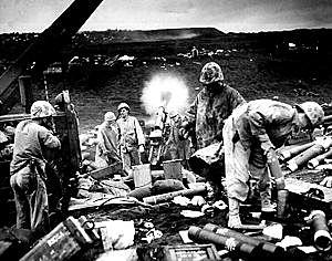 La batalla de Iwo Jima